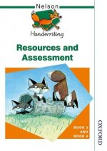 Nelson Handwriting Resources and Assessment