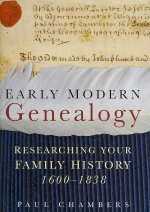 Early Modern Genealogy