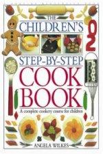 Children's Step-by-Step Cookbook