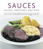 Sauces, Salsa, Dressings and Dips