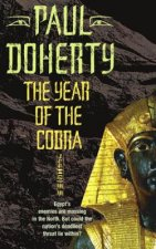 Year of the Cobra (Akhenaten Trilogy, Book 3)