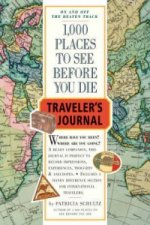 1000 Places to See Before You Die Traveller's Journal