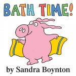 Bath Time!  a Book for the Bath