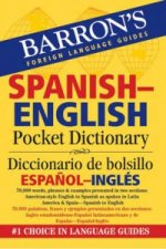 Spanish-English Pocket Bilingual Dictionary