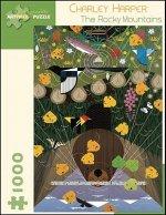 Rocky Mountains 1000-Piece Jigsaw Puzzle