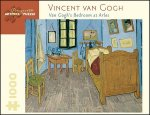 Vincent Van Gogh: Van Gogh's Bedroom at Arles 1000 Pc Jigsaw