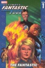 Ultimate Fantastic Four Vol.1: The Fantastic
