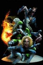 Ultimate Fantastic Four Vol.6: Frightful