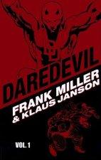 Daredevil By Frank Miller & Klaus Janson Vol.1