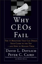 Why CEOs Fail