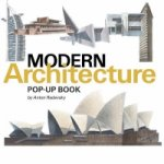 Modern Architecture Pop-up Book