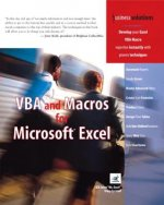 VBA and Macros for Microsoft Excel
