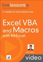 Excel VBA and Macros with MrExcel LiveLessons (video Trainin