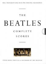Beatles Complete Scores Box Edition