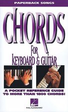 Paperback Songs: Chords for Keyboard & Guitar