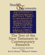 Text of the New Testament in Contemporary Research