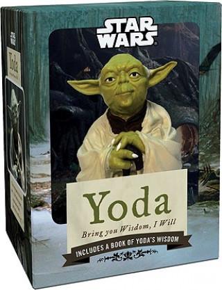 Star Wars Yoda: Bring You Wisdom, I Will.