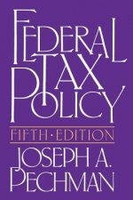 Federal Tax Policy