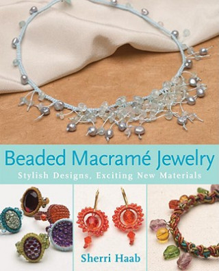 Beaded Macrame Jewellery