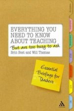 Everything You Need to Know About Teaching But are Too Busy
