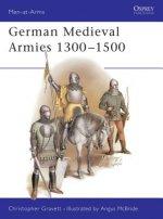 German Medieval Armies, 1300-1500