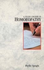Study Course In Homoeopathy
