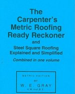 Carpenter's Metric Roofing Ready Reckoner