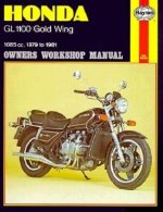 Honda GL1100 Gold Wing (79 - 81)