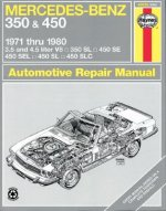 Mercedes-Benz 350 & 450 (71 - 80)