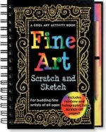 Scratch and Sketch Fine Art