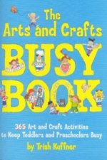 Arts and Crafts Busy Book