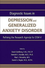 Diagnostic Issues in Depression and Generalized Anxiety Diso