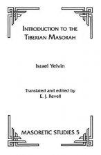 Introduction to the Tiberian Masorah