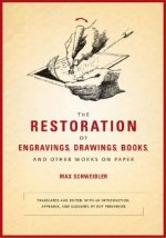 Restoration of Engravings, Drawings, Books, and Other Works