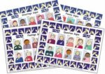 Let's Sign: BSL Poster/Mats A4 Set of 4