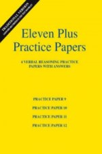 Eleven Plus Verbal Reasoning Practice Papers 9 to 12