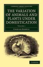 Variation of Animals and Plants under Domestication