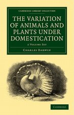 Variation of Animals and Plants under Domestication 2 Volume Paperback Set