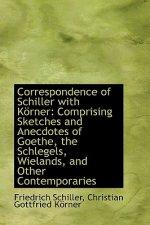 Correspondence of Schiller with Korner