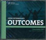 Outcomes Upper Intermediate Class Audio CDs