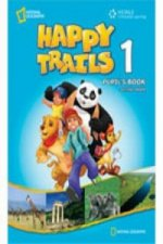 Happy Trails 1 Pupils Book + Key