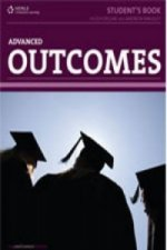 OUTCOMES ADVANCED STUDENT'S BOOK + PIN CODE (MyOutcomes.com) + VOCABULARY BUILDER