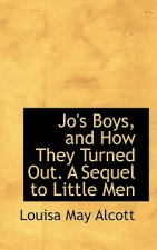 Jo's Boys, and How They Turned Out. A Sequel to Little Men