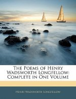 The Poems of Henry Wadsworth Longfellow: Complete in One Volume