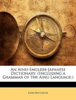 Ainu-English-Japanese Dictionary