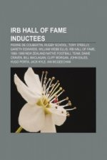 Irb Hall of Fame Inductees