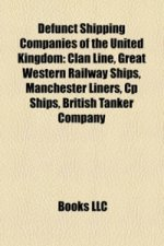 Defunct Shipping Companies of the United Kingdom