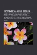 Experimental Music Genres