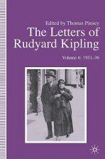 Letters of Rudyard Kipling