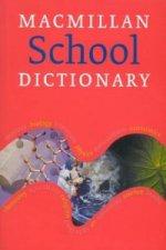 Macmillan School Dictionary Paperback